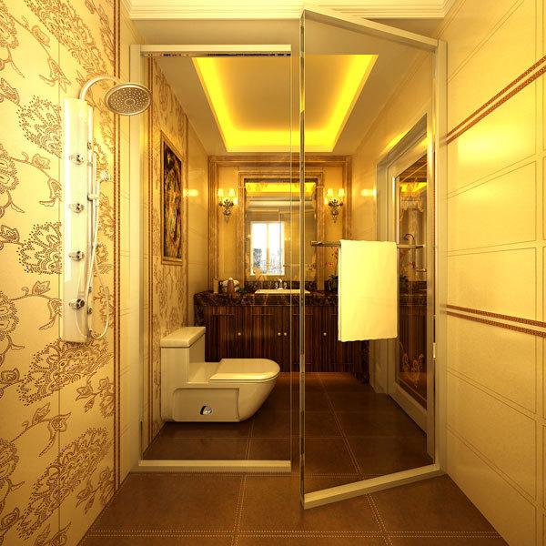 新古典 别墅 卫生间图片来自用户1907701233在嘉禾城别墅34的分享