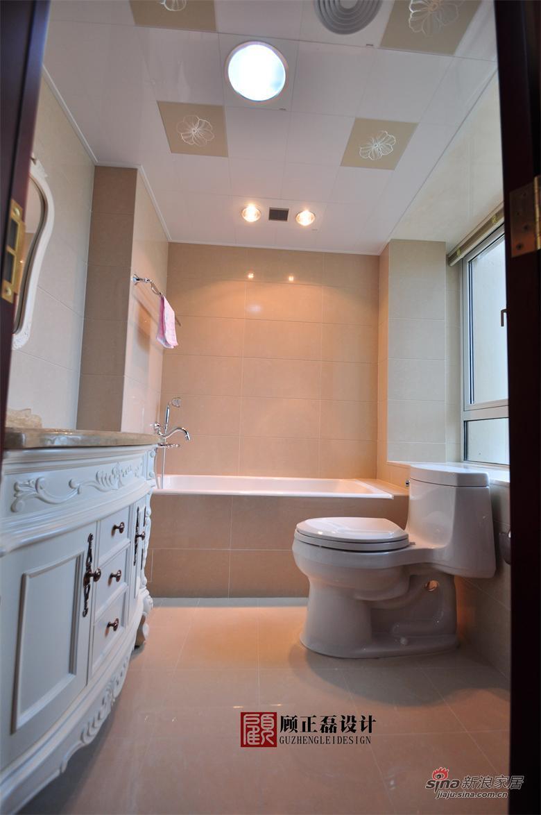 欧式 四居 卫生间图片来自用户2746869241在【高清】180平米欧式高档豪华复式公寓37的分享
