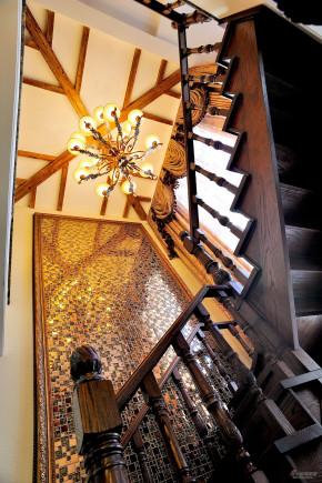 其他 复式 楼梯图片来自用户2558757937在西班牙之风~~240平米复式12的分享