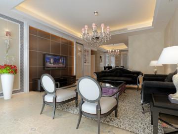 实用家装现代城/四居室古典欧式设计图片27