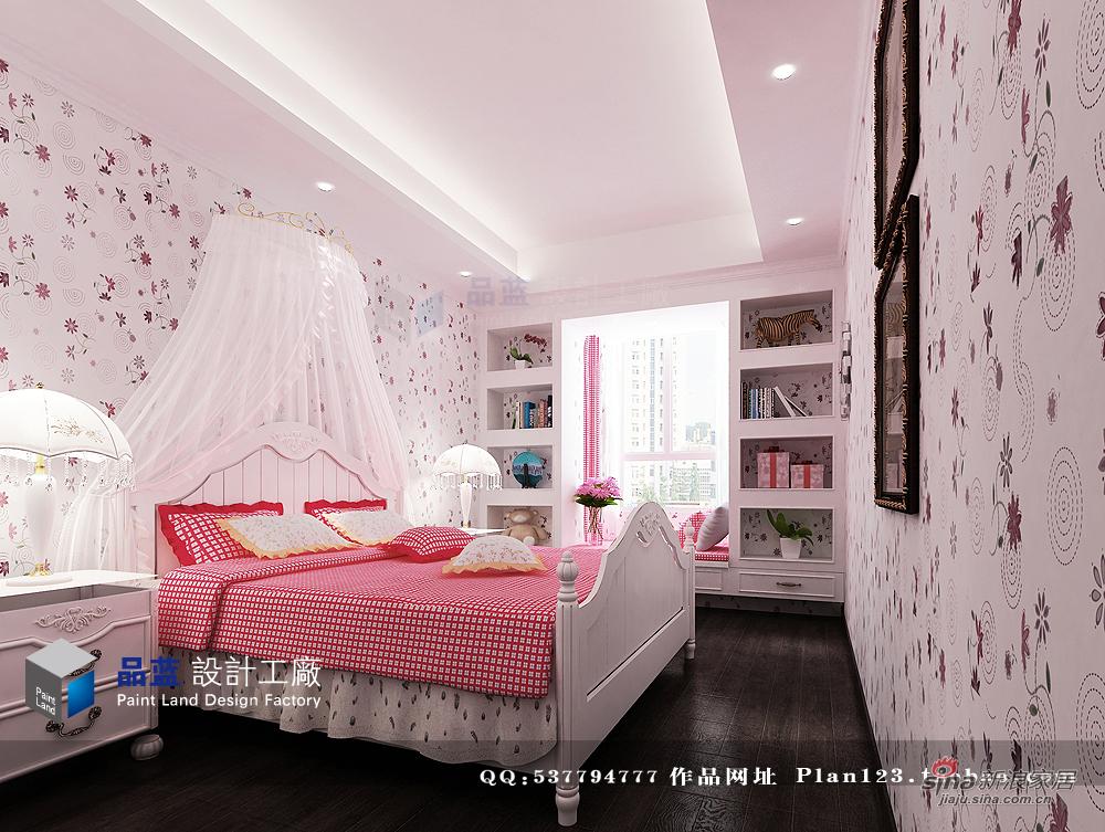 欧式 三居 儿童房图片来自用户2772873991在【多图】118平米米兰春天简约欧式样板房64的分享