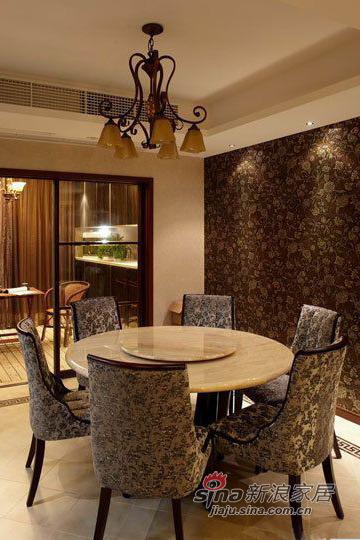 混搭 四居 客厅图片来自用户1907689327在15万精装187平时尚混搭新家29的分享