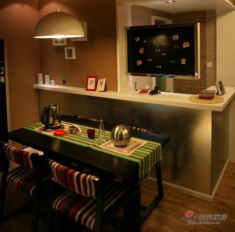 港式 二居 餐厅图片来自用户1907650565在晒80平超温馨简约新婚小屋61的分享