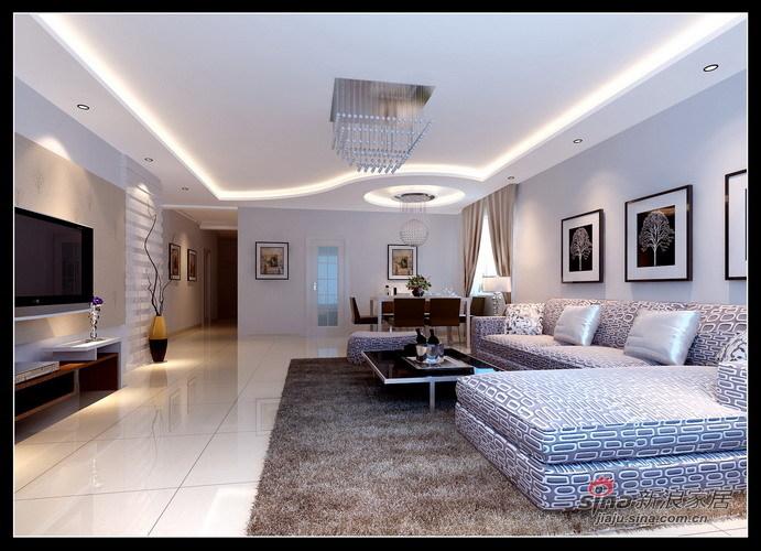 简约 其他 客厅图片来自用户2737950087在阳光100 D6#1-503总统套房精装11万94的分享