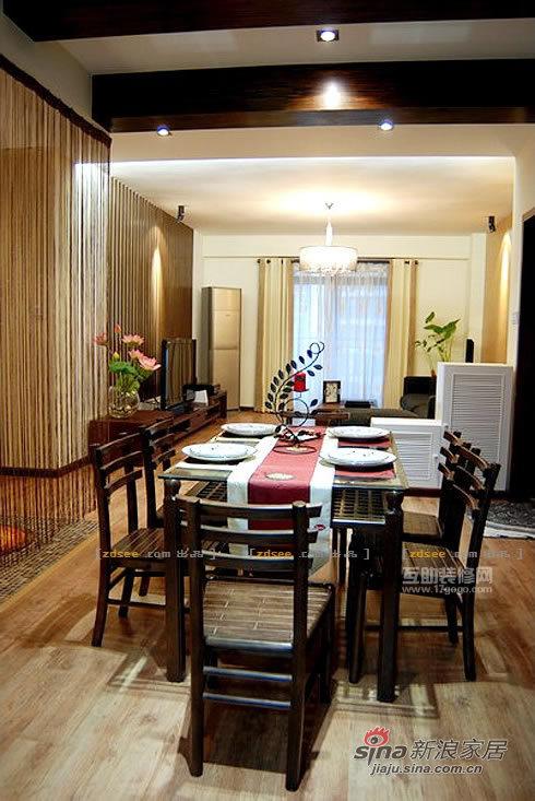 中式 二居 客厅图片来自用户1907658205在新中式风格荷色清香76的分享