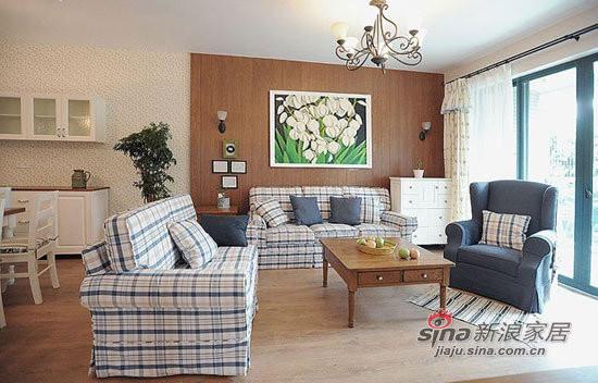 中兴公寓客厅装修