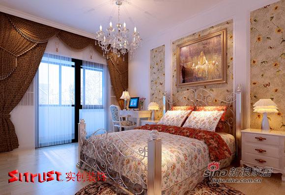 欧式 别墅 卧室图片来自用户2772873991在湾流汇实用的欧式奢华设计35的分享