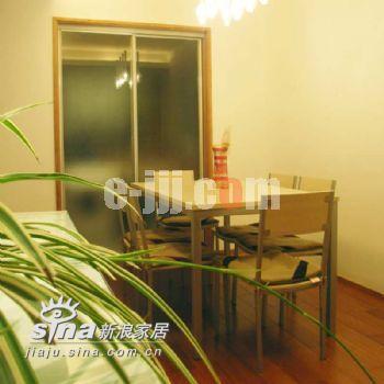 简约 一居 餐厅图片来自用户2738829145在禅意的银城17的分享