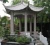 石亭体现中国人的中式情怀