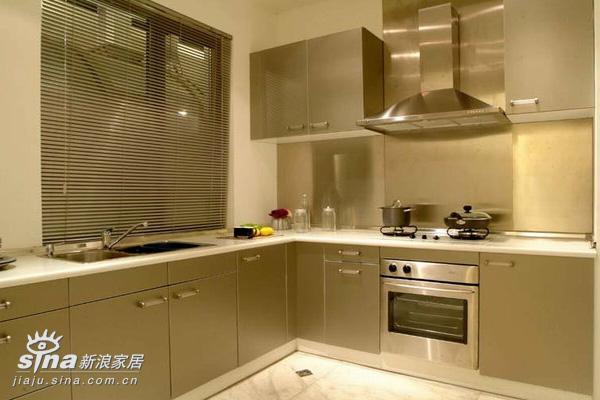 简约 四居 厨房图片来自用户2738093703在金家园样板间28的分享