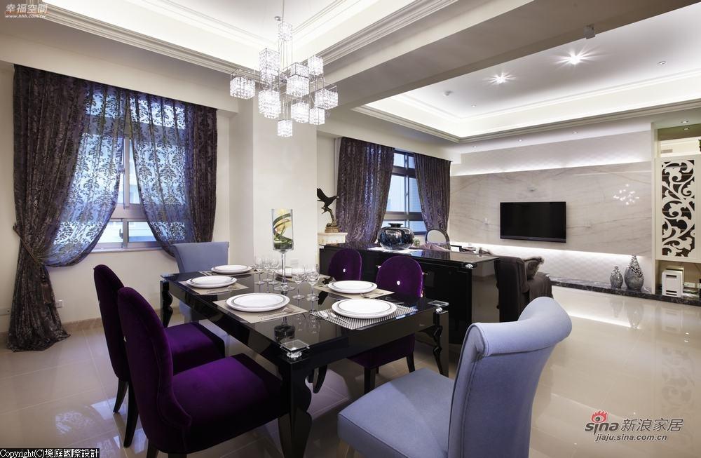 新古典 二居 客厅图片来自幸福空间在【高清】165平气质自然 清新古典表情67的分享
