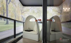 其他 三居 阳台图片来自装修微日记在【高清】130平法式浪漫时尚3居室71的分享