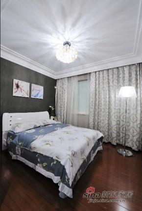 现代 三居 卧室 公主房图片来自装修微日记在【高清】9万装110平淡雅现代三口之家64的分享