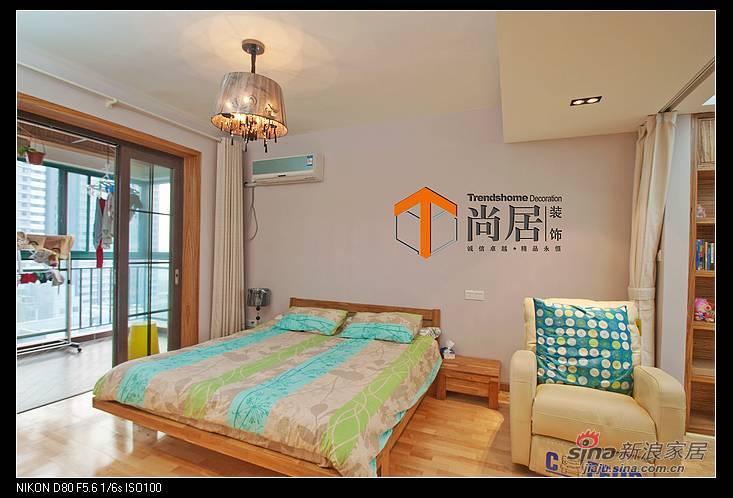 简约 三居 卧室图片来自用户2738813661在七彩星城温馨家14的分享
