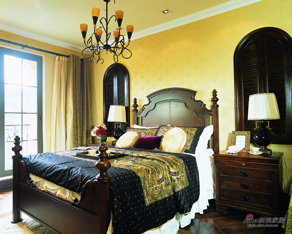 北欧 复式 卧室图片来自用户1903515612在我的专辑445805的分享