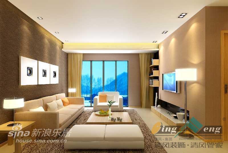 其他 别墅 客厅图片来自用户2558757937在苏州清风装饰设计师案例赏析2329的分享