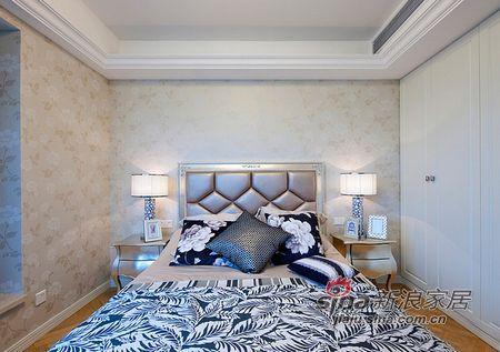 新古典 四居 卧室图片来自用户1907664341在高帅富70万豪装140平4室2厅81的分享
