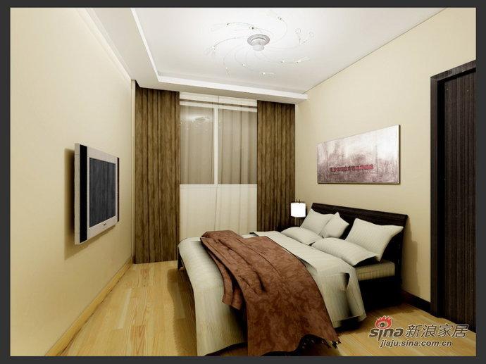 简约 三居 卧室图片来自用户2557979841在我的专辑103558的分享