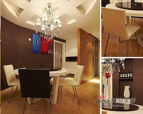 简约 二居 餐厅图片来自用户2557979841在5万装89平暖意超2居美家30的分享