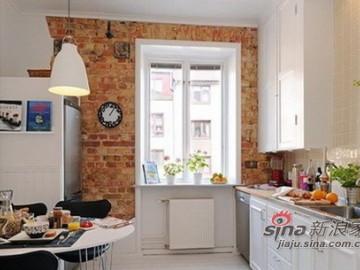 40平现代简约北欧风小户型婚房61
