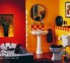 绝美阳光惬意浴室