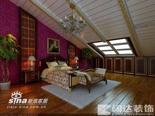 复式之卧室