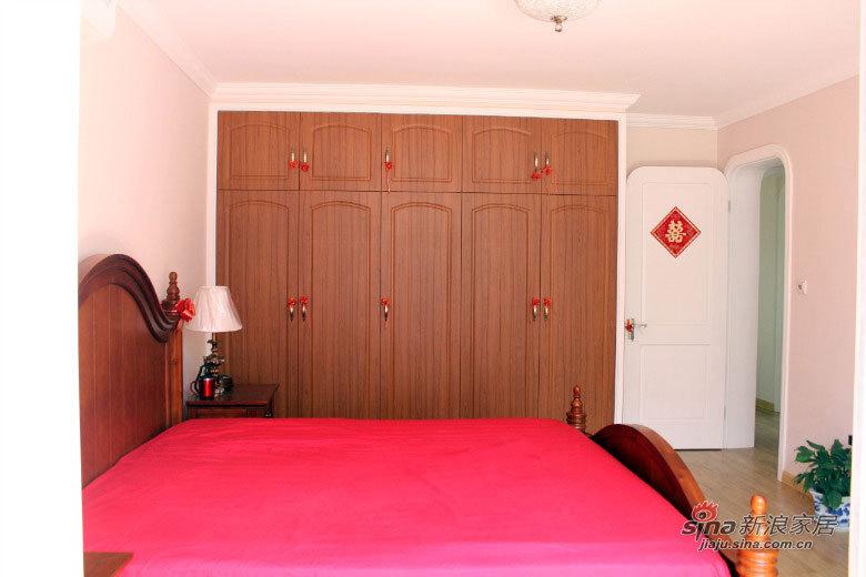 其他 其他 卧室图片来自用户2557963305在86平两室一厅 田园混搭温馨婚房98的分享