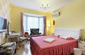 现代 三居 卧室 公主房图片来自装修微日记在【高清】148平书香满屋现代时尚3居81的分享