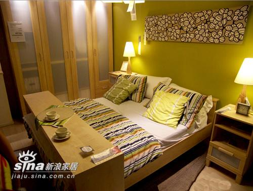 其他 其他 卧室图片来自用户2557963305在宜家家居样板间实景拍摄(一)55的分享