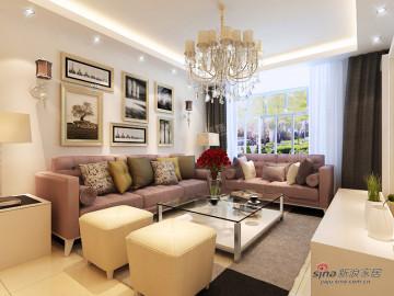 津南新城91㎡-3室1厅-现代简约69
