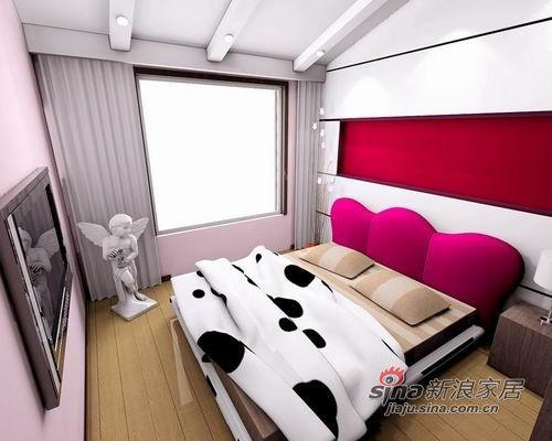 简约 三居 卧室图片来自用户2737786973在我的专辑718189的分享