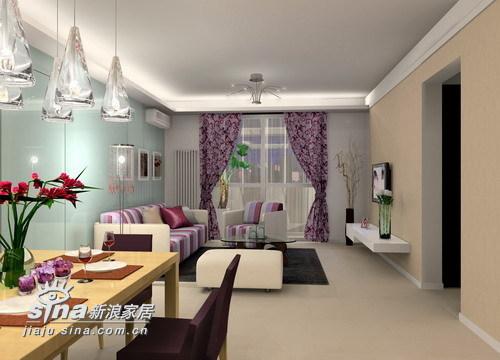 欧式 二居 客厅图片来自用户2772873991在我的专辑974715的分享
