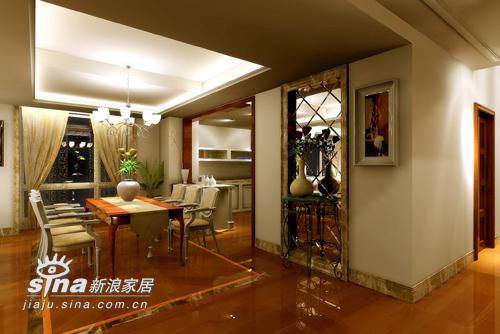 其他 别墅 餐厅图片来自用户2558757937在水青庭 博洛尼54的分享