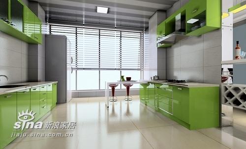 简约 四居 厨房图片来自用户2738093703在金色晓岛187的分享