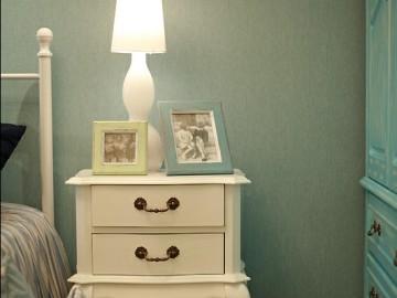 130平地中海风格装修 享受蓝色清新家31