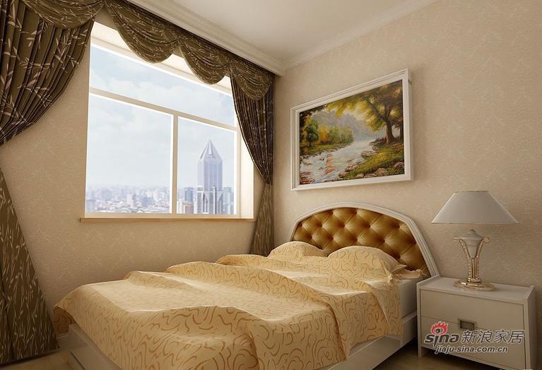 欧式 三居 卧室图片来自用户2746948411在我的专辑428794的分享