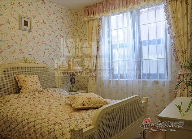 欧式 别墅 卧室图片来自用户2772873991在麦卡伦地11的分享