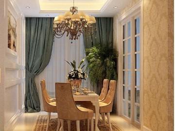 暖系时尚白领的家设计 清淡雅素有情调84