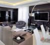 152平摩登创意的现代公寓96