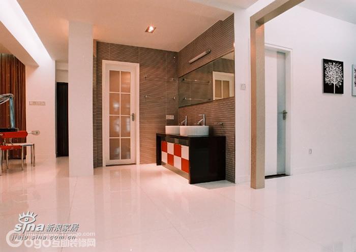 简约 别墅 卫生间图片来自用户2737735823在家 灵性生活的空间43的分享