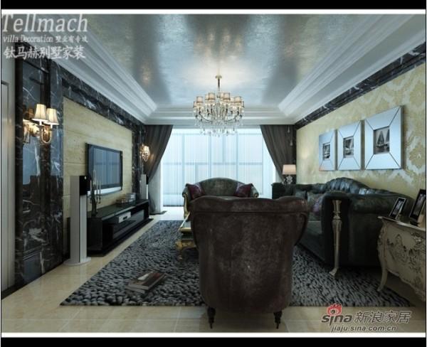 整体客厅设计