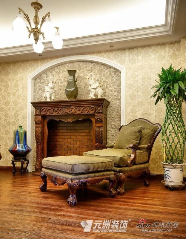 美式 三居 卧室图片来自用户1907685403在美式小风格设计79的分享