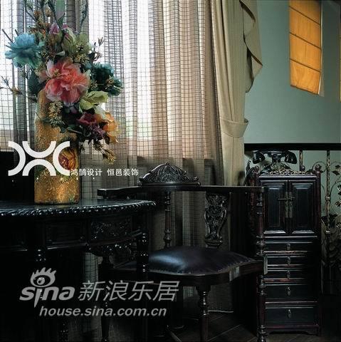 欧式 别墅 客厅图片来自用户2746948411在铭品装饰设计——欧式42的分享