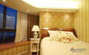 现代 三居 卧室 飘窗 公主房图片来自装修微日记在【高清】120平灰色调简约现代3居11的分享