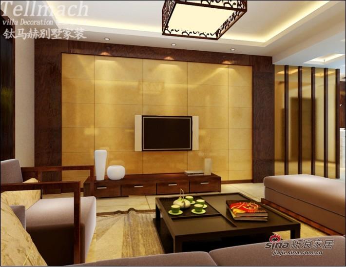 中式 别墅 客厅图片来自用户1907659705在【多图】海派设计师韩文睿演绎简中风情别墅19的分享