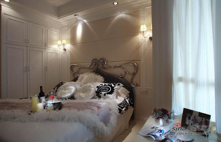 欧式 二居 客厅图片来自用户2772873991在4.8万精装欧式风唯美2居31的分享