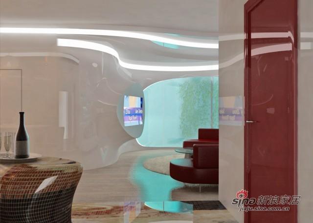 简约 一居 客厅图片来自用户2557010253在杭州西湖私人公寓17的分享
