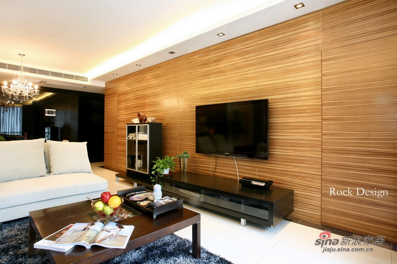 简约 四居 客厅图片来自用户2737786973在15万挑战180平品质精装65的分享