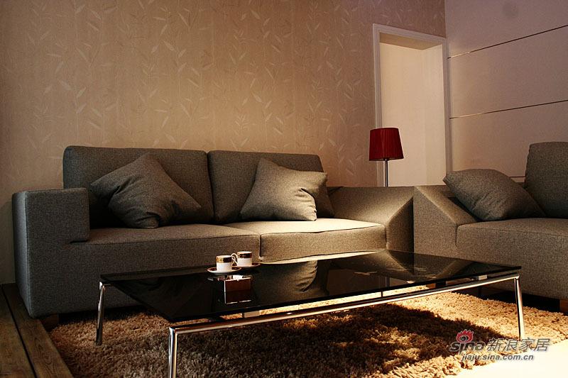 简约 四居 客厅图片来自用户2745807237在142平浪漫温馨15万四居73的分享