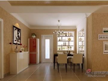 131平大家风范现代中式三室两厅36